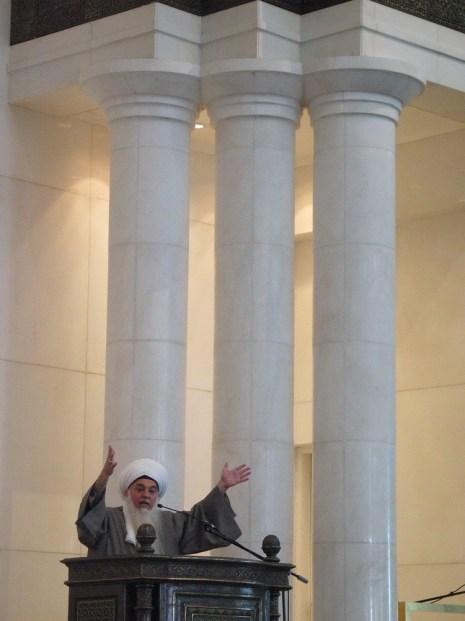 Masjid Baitul Ihsan, Bank Indonesia, Jakarta