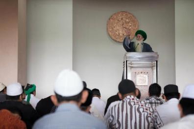 Masjid Bani `Umar, Bintaro