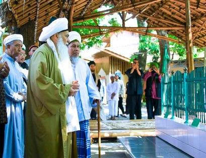 ziyarah at Pesantren At-Taufiqy, Pekalongan
